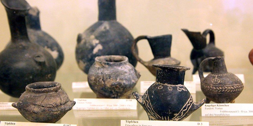 Archäologische Sammlung - Foto: Heike Zappe