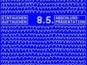 Abschlusspräsentation der Deutschlandstipendium-Themenklasse Bild Wissen Gestaltung, Postergestaltung: Merle Dammhayn