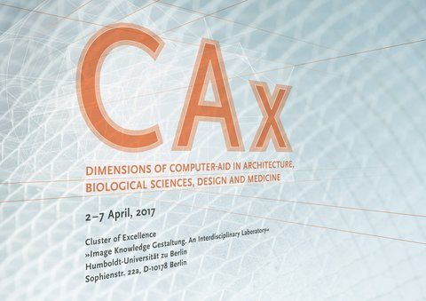 CAx. Dimensions of Computer-Aid in Architecture, Biological Sciences, Design and Medicine