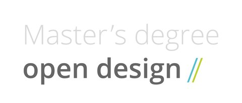 Master »Open Design«