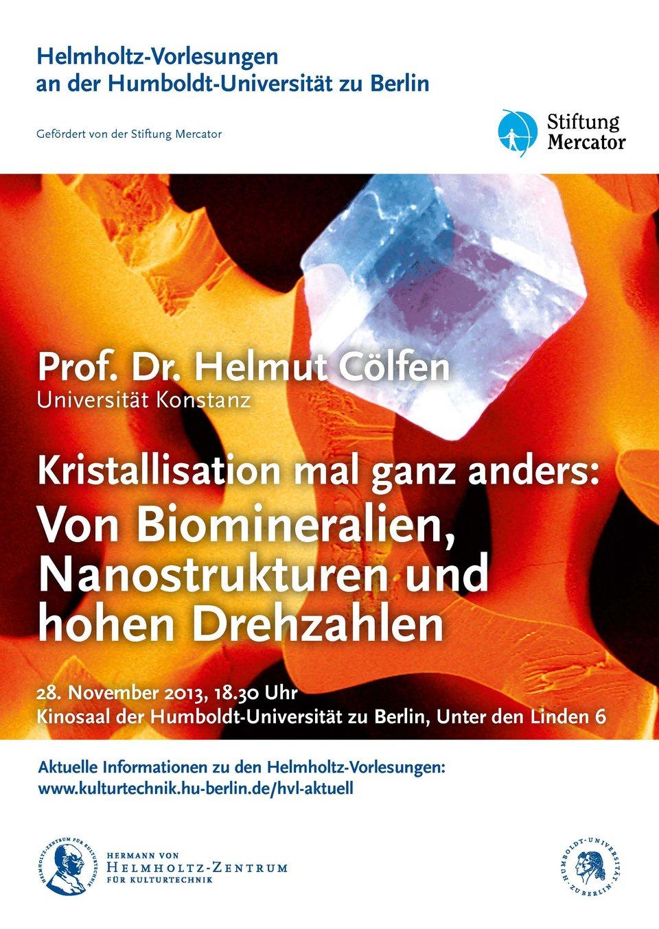 Cölfen - Helmholtz Vorlesung November 2013