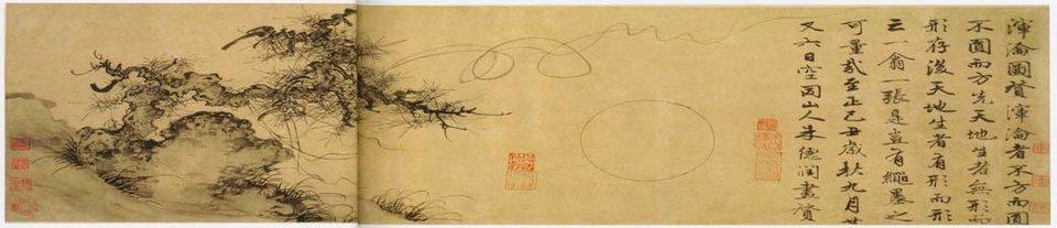 Zhu Derun: Primordial Chaos