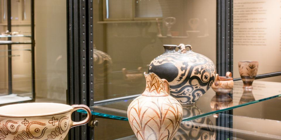 Replica Knowledge, Ceramics, Tieranatomisches Theater, Foto: Felix Sattler, HU Berlin