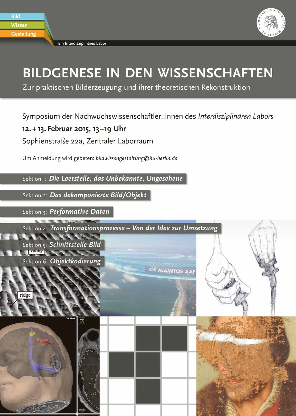 Poster Bildgenese