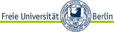 Logo der FU Berlin