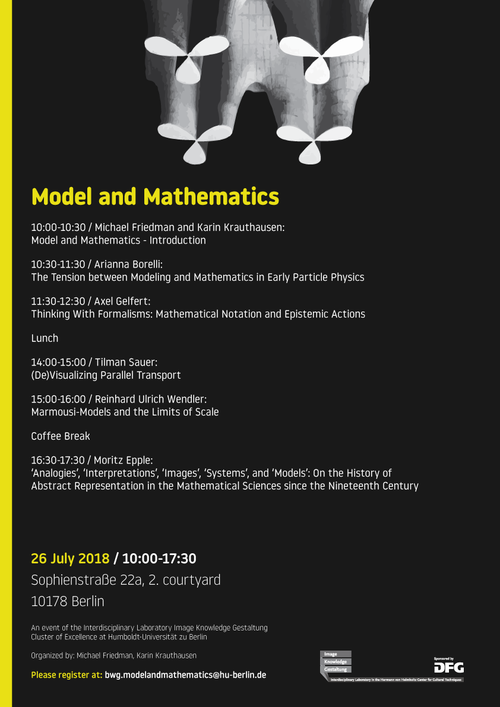 model and mathematics
