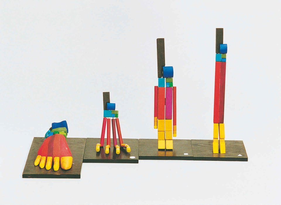 Steckspiel, Foto: Manfred Zoller